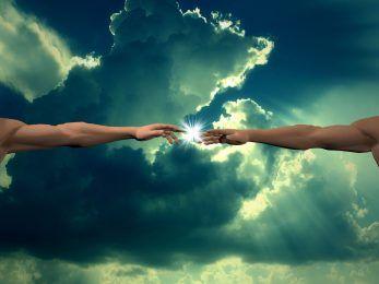 La creación de las personas. Adan y Eva