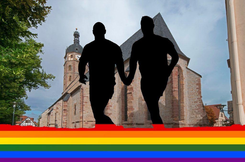 homosexual y cristiano.
