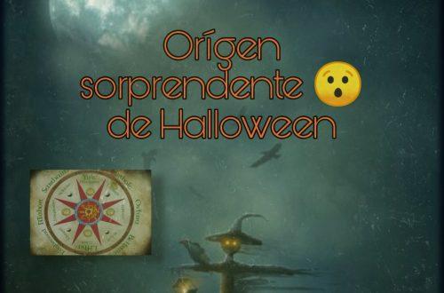 Origen sorprendente de Halloween