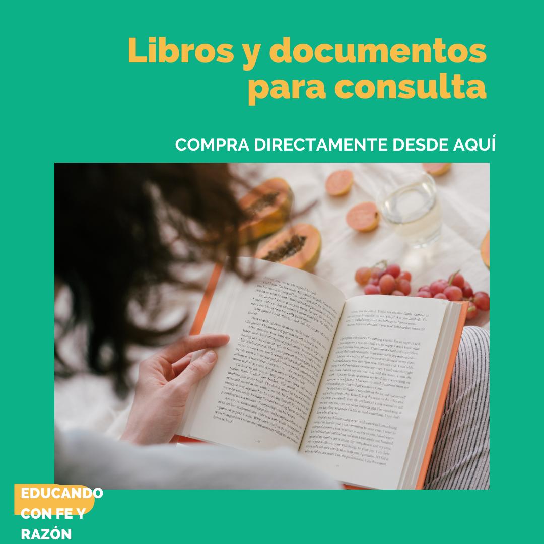 libros y documentos de interés para consultar