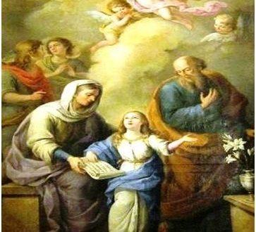 Fiestas a la Virgen María. Inmaculada Concepción. Asunción. Natividad