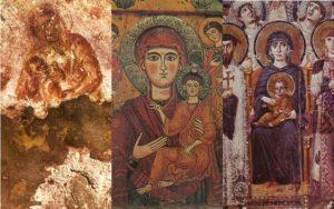Las fiestas de la Virgen María Madre de Dios