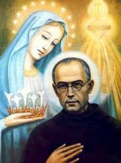 San Maximiliano María Kolbe y el plan de la Masonería