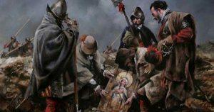 MIlagro Flandes Inmaculada Concepción