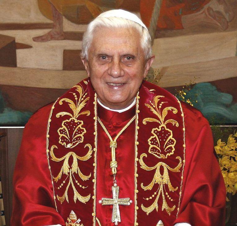 escrito de Benedicto XVI sobre abusos sexuales