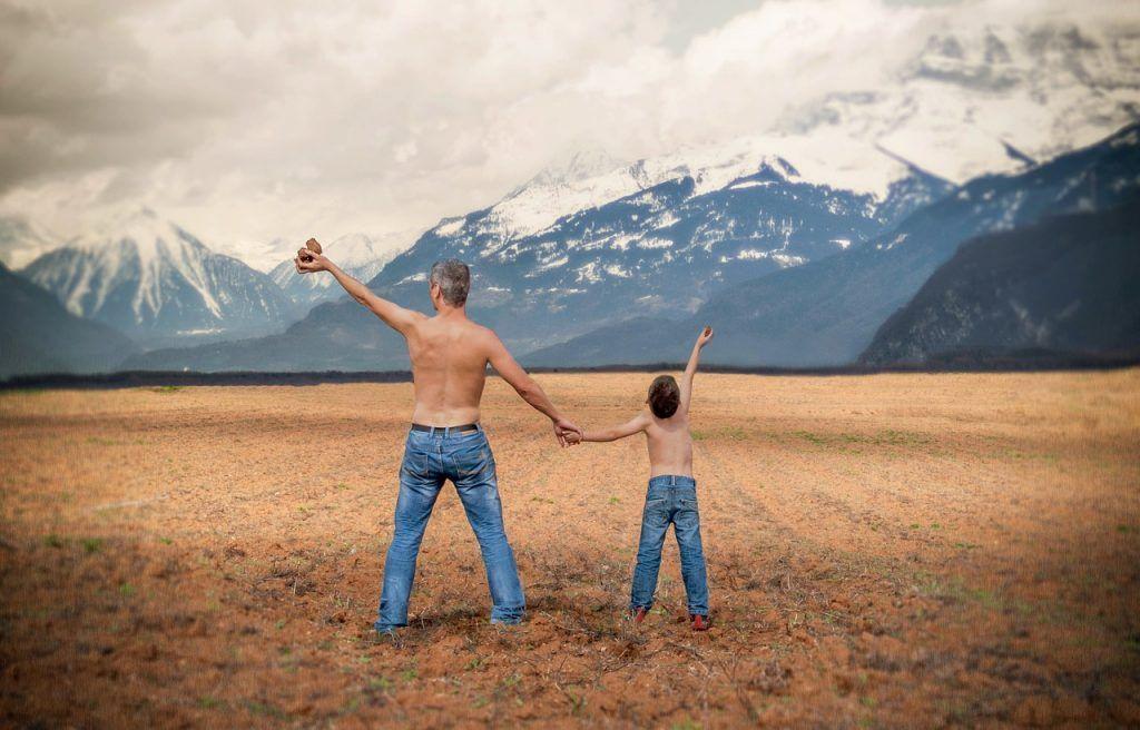 beneficios del padre para el hijo