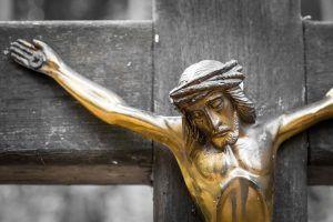 La clase de religión católica