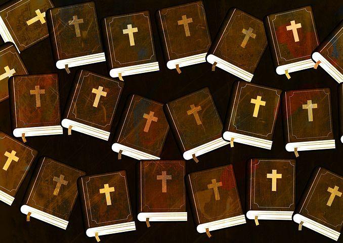 Las partes de la Biblia